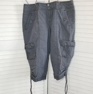 OP Crop Cargo Pants